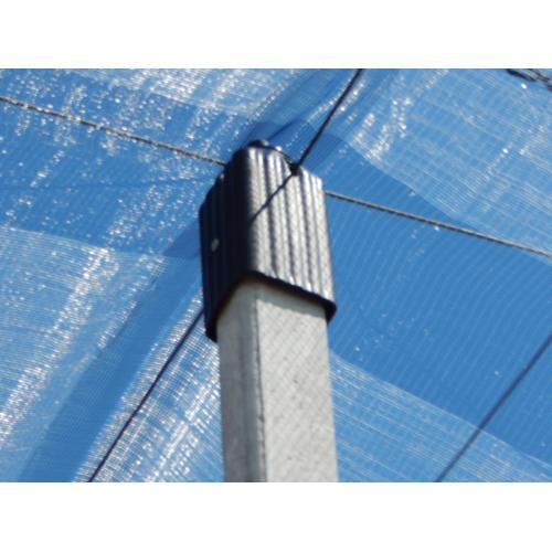 Klobouk na betonové sloupy Nedbalsystem 12x8 s příslušenstvím