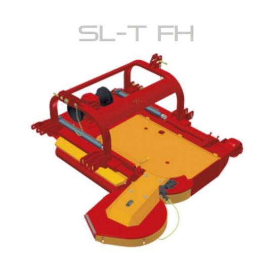 Fischer SL - TFH, přední i zadní při., boční posun, obcházeč