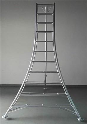 Sklizňový žebřík ALU 3 m
