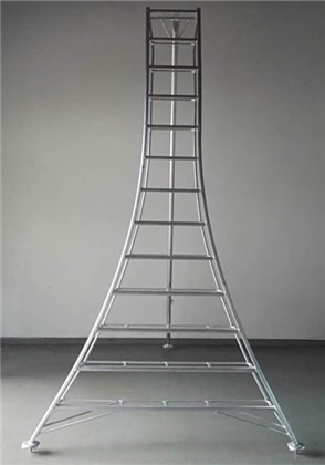 Sklizňový žebřík ALU 3,5 m
