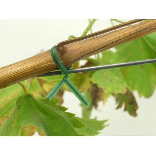 Vázací drátek v plastu BIND-FIX svazek 1000ks/12cm