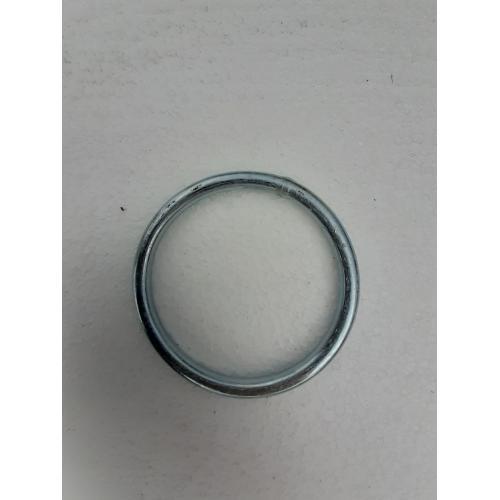 Kruh svařovaný zinkovaný  80x8