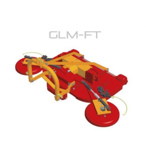 Fischer GLM- FT, FIX, přední zapojení s obcházeči