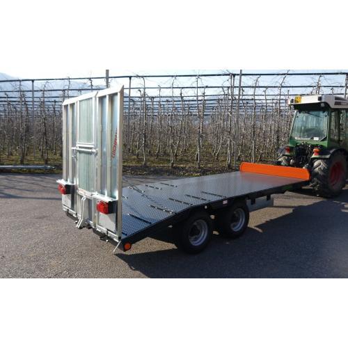 Transportér strojů a pracovních plošin kompaktní