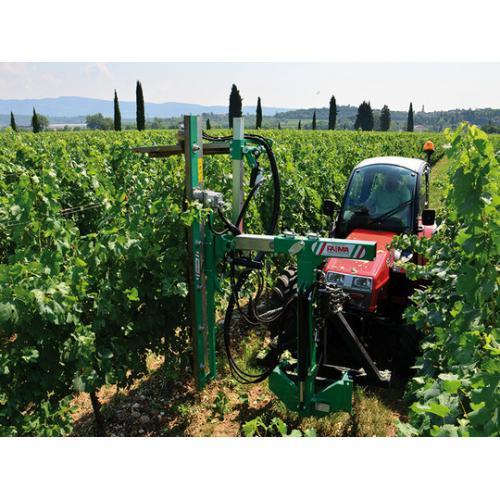 Vinařská osečkovací lišta FA.MA CR/L 350