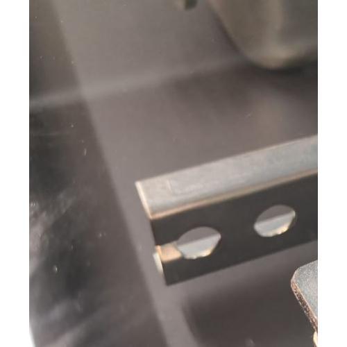 Rozporka středová 60 cm U profil