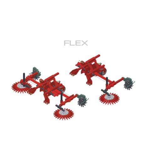 Fischer FLEX - univerzální nosič nářadí