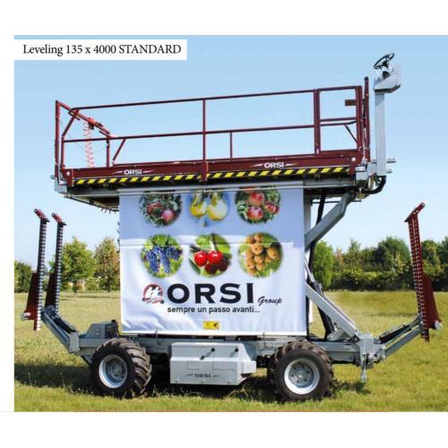 ORSI LEVELING 135/4000x165
